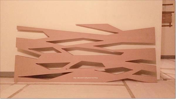 樹屏風造型