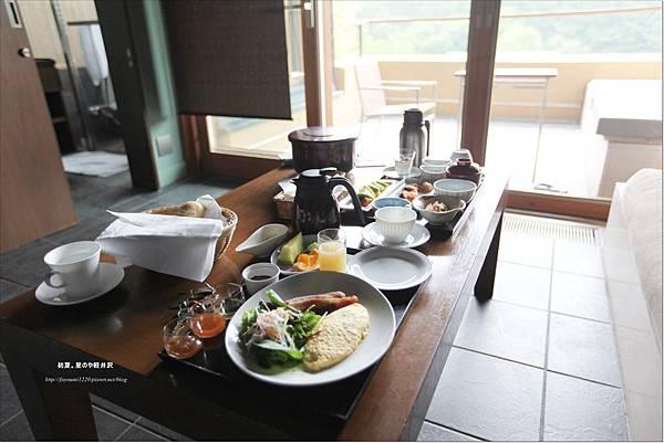 星のや軽井沢Room Service-朝食 (6).JPG