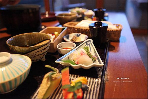 星のや軽井沢Room Service-夕食 (3).JPG