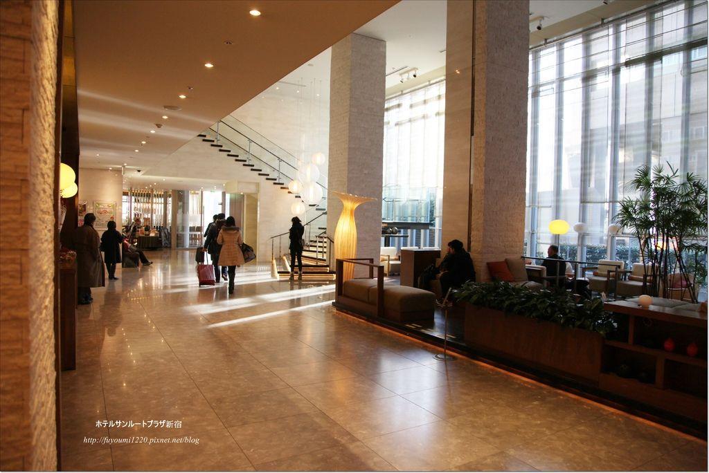 ホテルサンルートプラザ新宿 (9).JPG