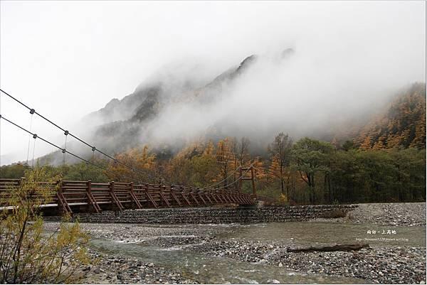 雨訪上高地-河童橋-明神池(48).JPG