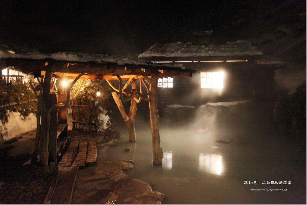 2015冬 二訪鶴 の湯温泉 夜 (2).JPG