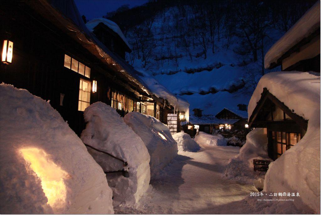 2015冬 二訪鶴 の湯温泉 夜 (4).JPG