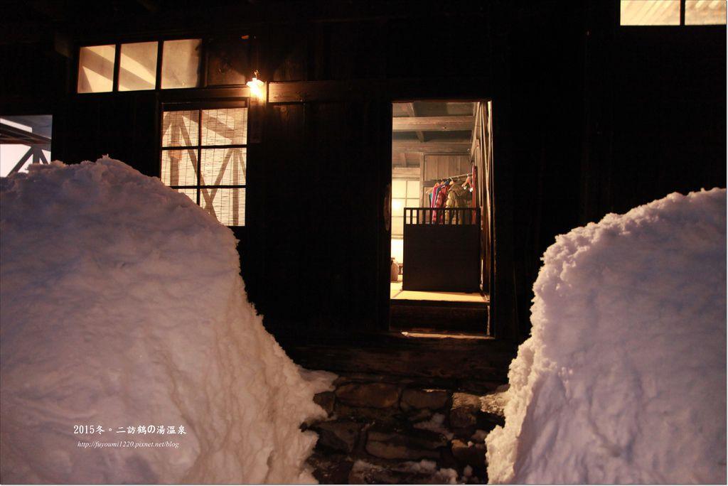2015冬 二訪鶴 の湯温泉 夜 (5).JPG