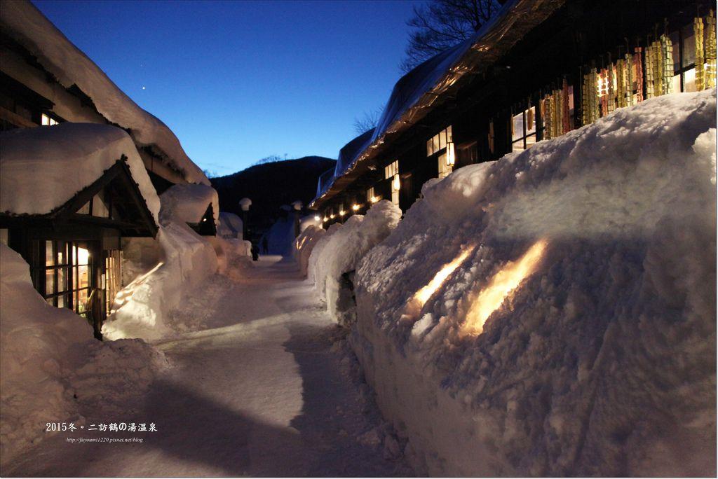 2015冬 二訪鶴 の湯温泉 夜 (9).JPG
