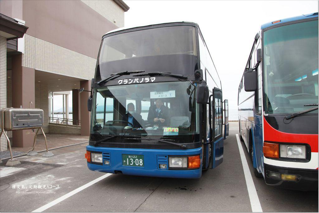 禮文島定期觀光巴士 (2).JPG