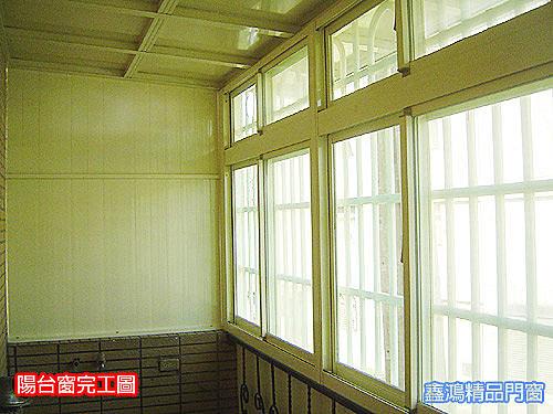 898一般氣密窗