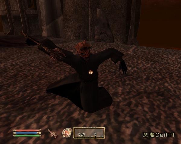 死的很帥的惡魔