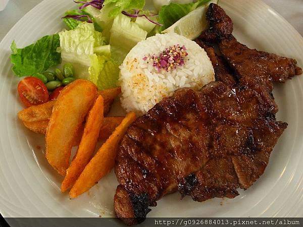 莊園紅酒烤肉