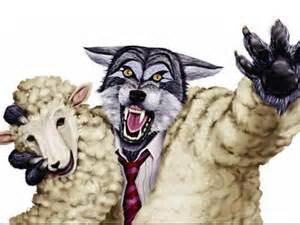 羊皮下的狼