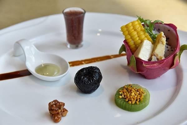 蔬食創意料理