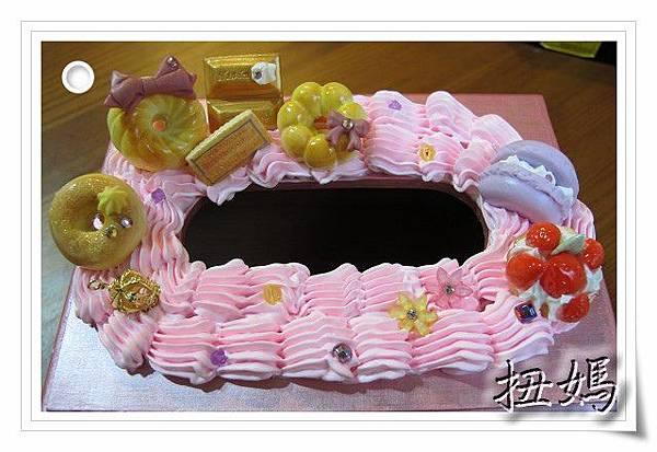 甜甜圈面紙盒01