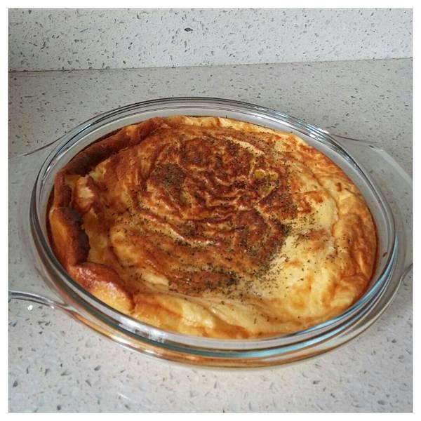 玉米乳酪烘蛋