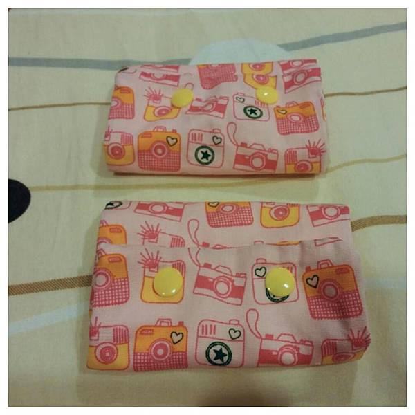 揹巾口水巾