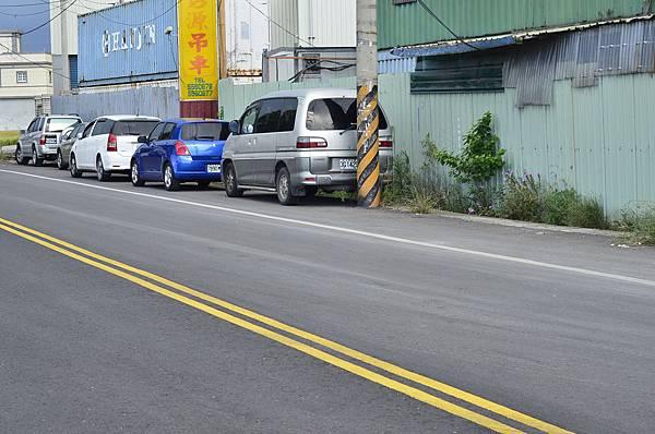 路邊停車場