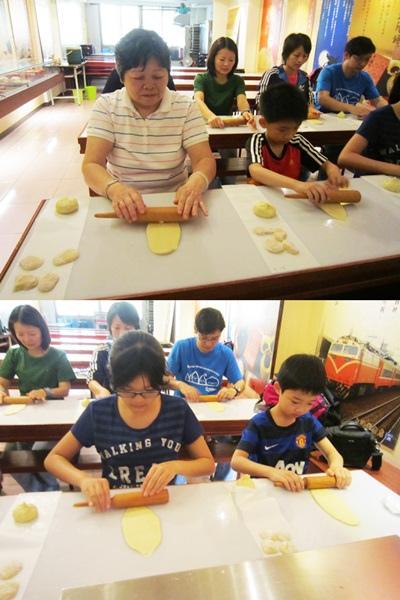 台中DIY太陽餅3