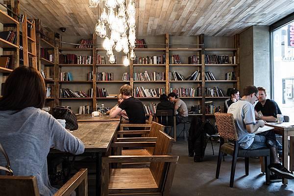 台中文青咖啡店1