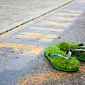 Kusa Grass Flip Flops (4)