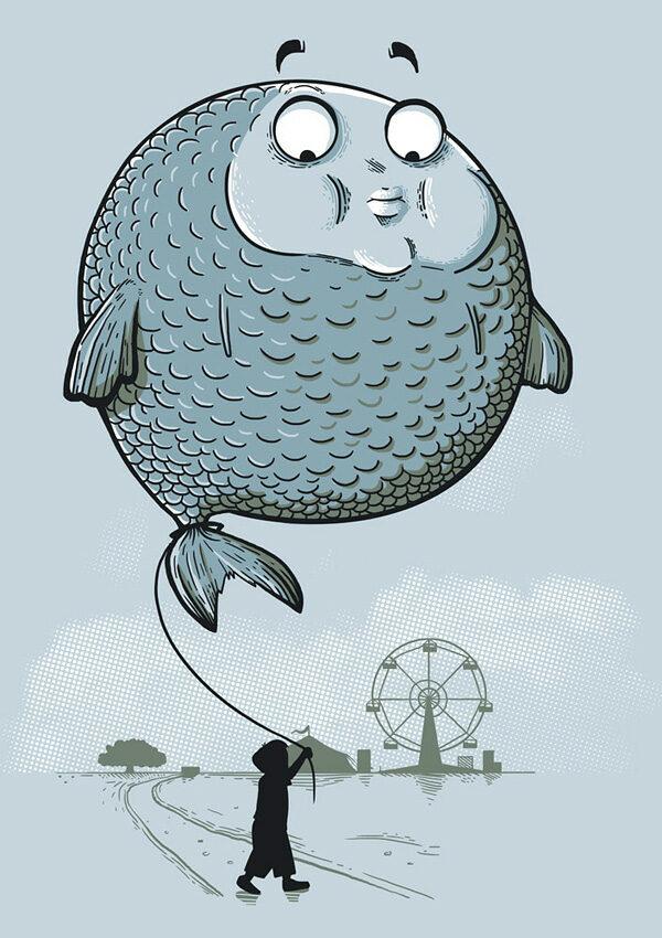 Balloon_Fish_by_Naolito