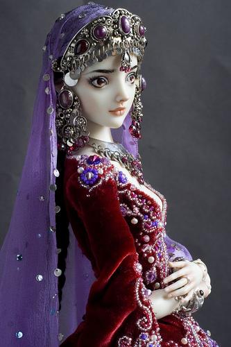 The Enchanted Doll by Marina Bychkova (4).jpg