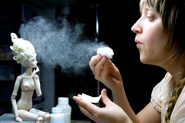 The Enchanted Doll by Marina Bychkova.jpg