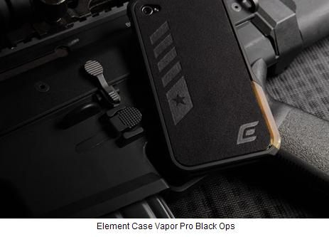 Element Case Vapor pro Black Ops 黑色OPS限量版