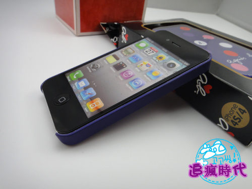 Agnes b 彩色波點 Iphone 保護殼