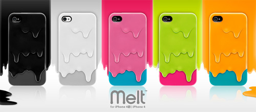 SwitchEasy Melt iphone 4 4s 保護殼