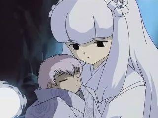 神無和嬰兒