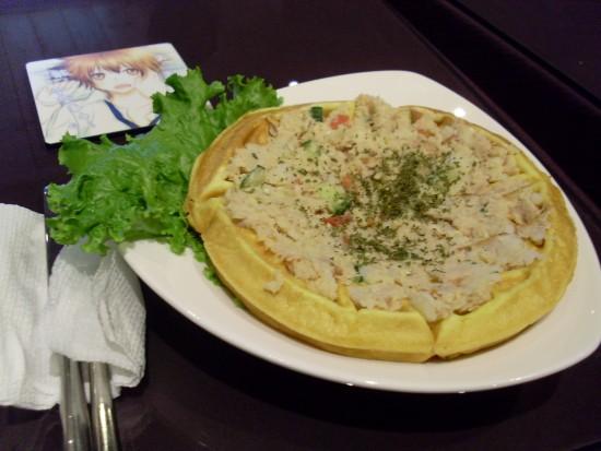 鮪魚鬆餅(吃掉綱吉~)