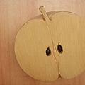 水梨造型雕刻
