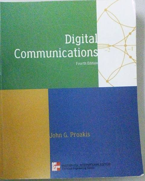 [賣書]  Digital Communications, Forth Edition