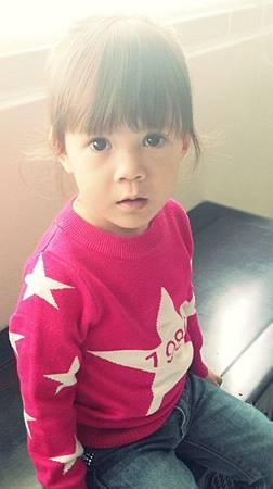 粉色毛衣01
