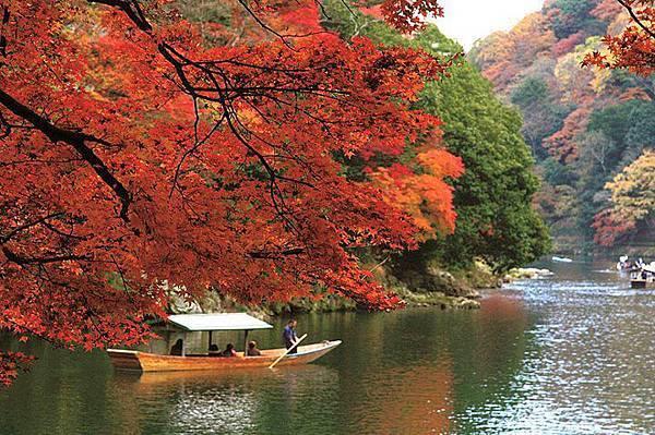 【每日一照‧紅葉100選】日本‧關西‧京都府‧嵐山.jpg