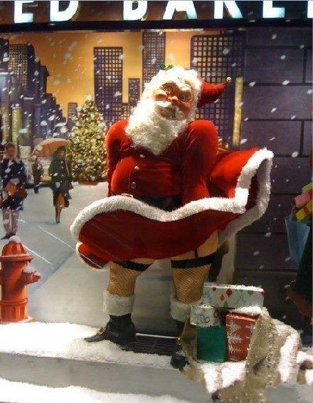 【吸睛】哇~~這位聖誕老公公超吸睛.jpg