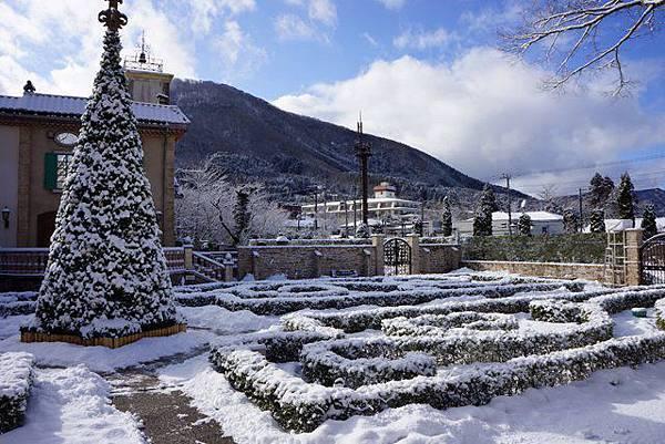 2012.0122~0127東京7天之雪景箱根王子飯店好美,超難忘的過年!