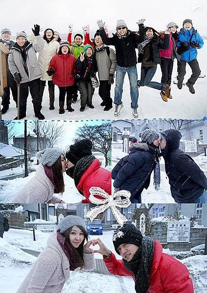 2012.0304~0308北海道函館5天跳跳樂~花嫁新娘好美&求婚成功太棒啦!