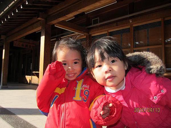 0419-2012.0410~0414北海道春雪5天~悠遊‧鶴雅 森之謌好宿好食好享受!