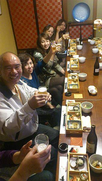 2012.0421~0425北陸5天~立山雪牆,百選溫泉 天祥,居酒屋料理好好味!