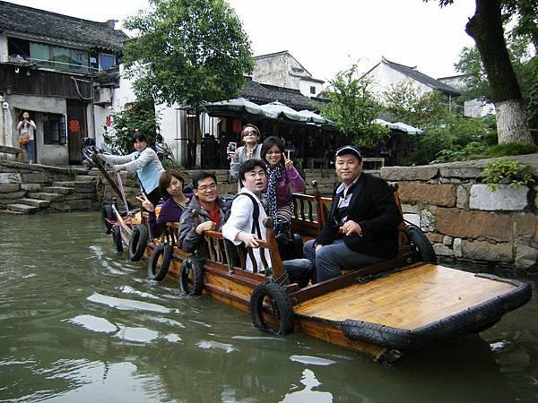 2012.0518~0522嘉義大學EMBA,中國上海、蘇州、杭州5天!