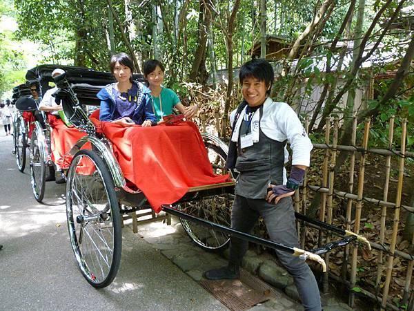 2012.07417~0722暑假USJ衝呀,奈良京都嵐山人力車悠遊,大阪帝國6天