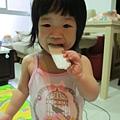吃稻鴨米餅