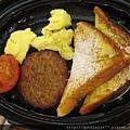 BugerKing的早餐