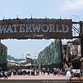 水世界啦!!