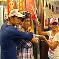 台北宣傳-士林夜市掃街02