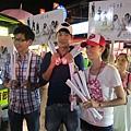 台北宣傳-士林夜市掃街03