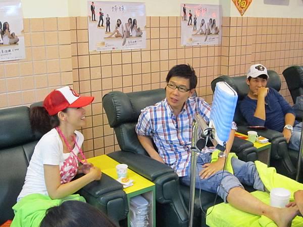 台北宣傳-士林夜市掃街09