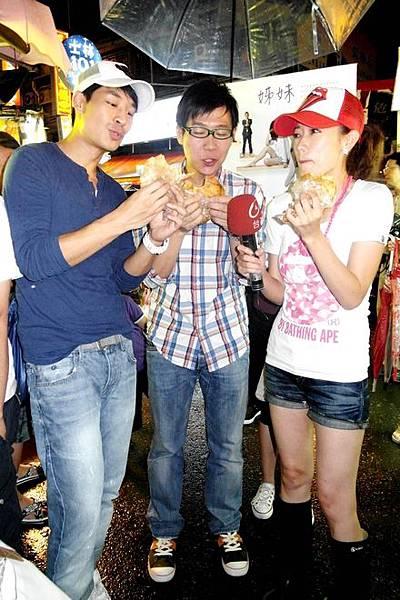 台北宣傳-士林夜士掃街06