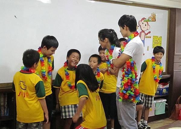 Kiehl's 2012弱勢兒童課後陪讀計劃」02
