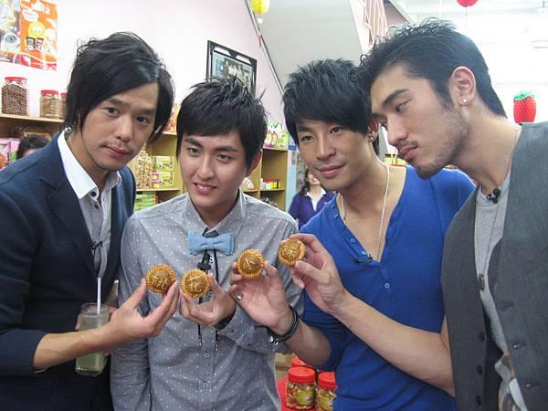 馬來西亞名產黃梨餅03